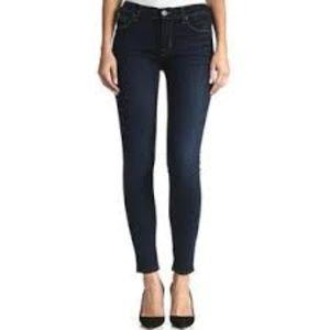 Hudson Nico Midrise Super Skinny jeans 29 stretchy